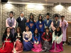 4-Week Program (Wearing Hanbok)